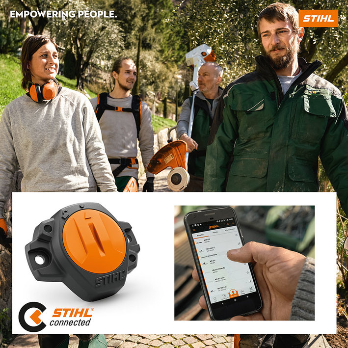 Stihl 261 med Smart Connected på köpet!
